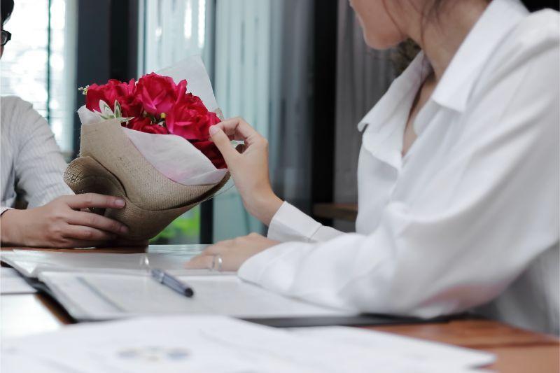 お花 お祝い