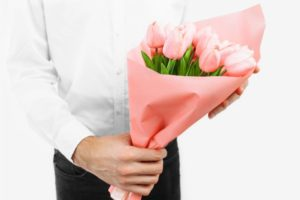 栄転祝い 花