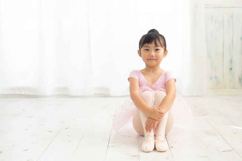 バレエ 子供